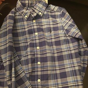 Brand new Polo Ralph Lauren size 4 boy shirt